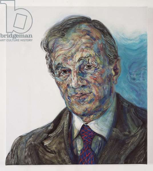 Sir Hugh Duberly, 2007 (oil on canvas)