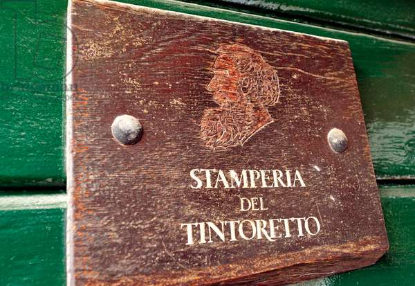 Tintoretto portrait,