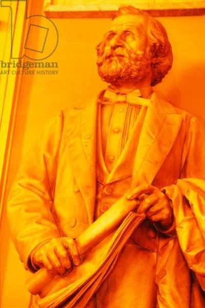 VERDI Giuseppe - Statue