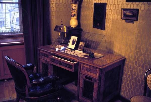 Ferencz  Liszt 's