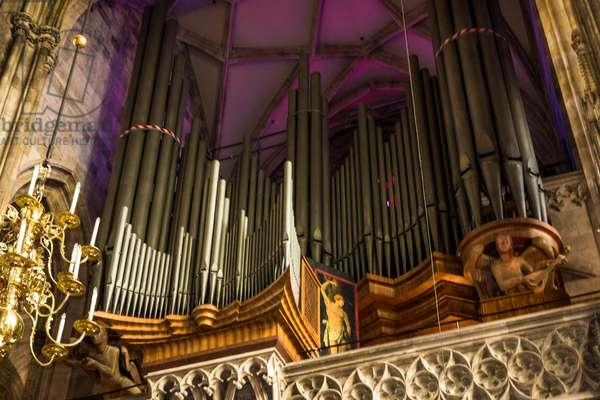 St Stephen's Cathedral organ