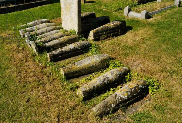 Cooling graves