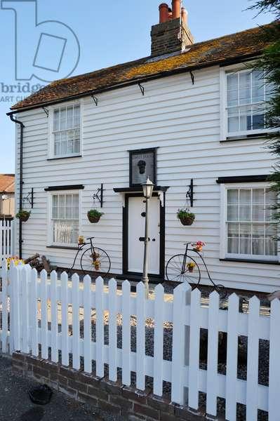 Dickens honeymoon cottage