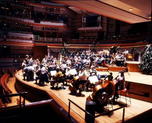 Birmingham Symphony Hall  Auditorium