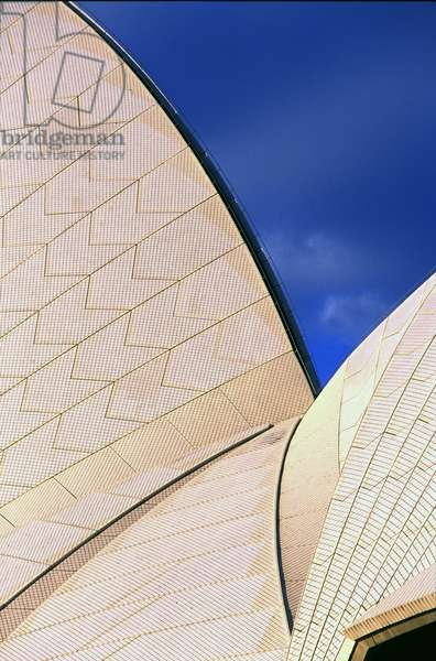 Sails of Sydney Opera