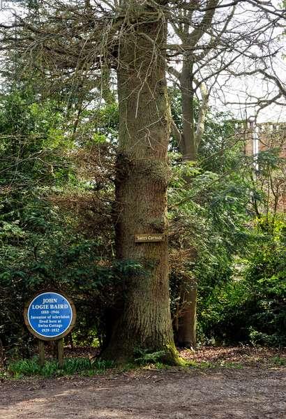 John Logie Baird home