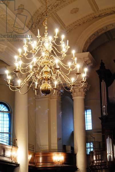 Smith Square chandelier