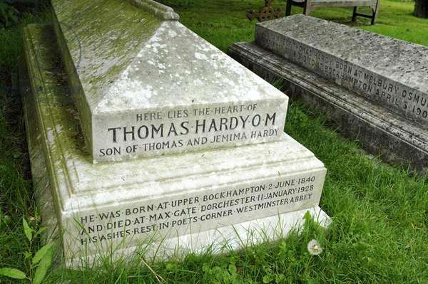 Thomas Hardy grave