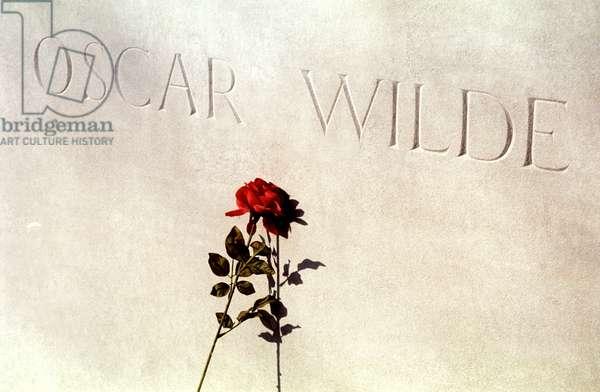 WILDE Oscar - Tomb