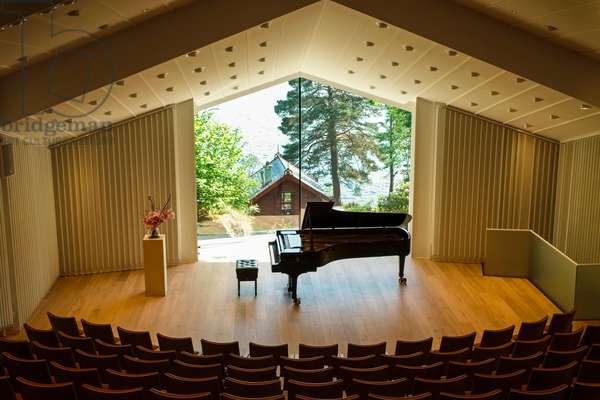 Grieg Troldsalen concert hall