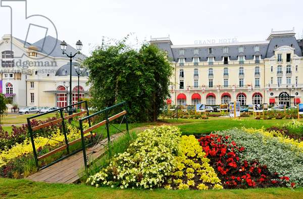 Grand Hotel, Cabourg, Normandy