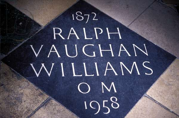 VAUGHAN WILLIAMS Ralph -