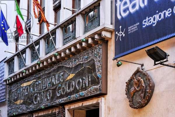 Goldoni Theatre, Venice