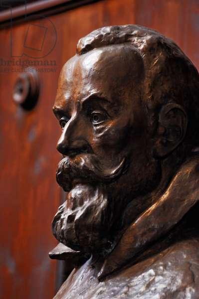 Monteverdi bust