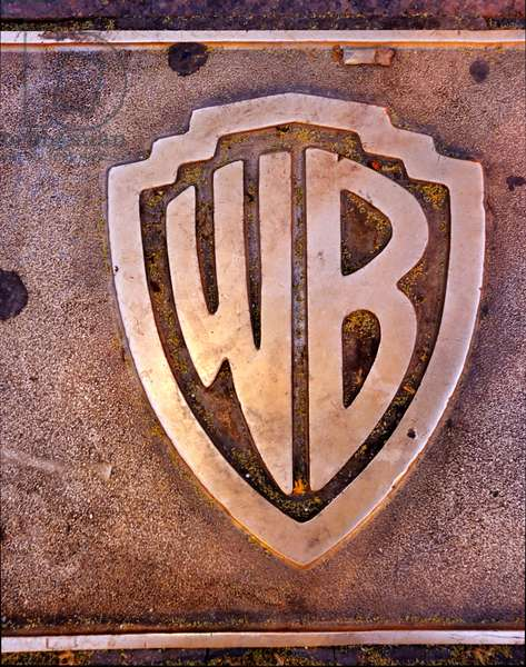 Warner Bros. plaque
