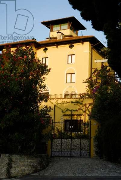 House of Maria Callas