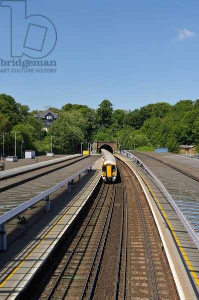 Chatham railway tunnel