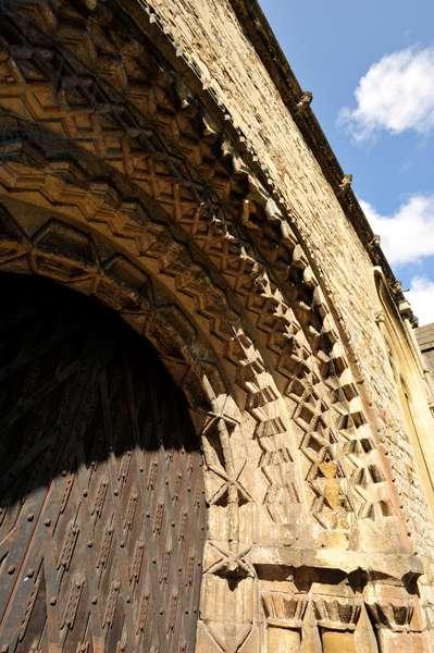 Llandaff Norman arch