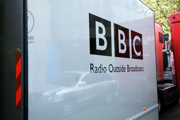 BBC OB van