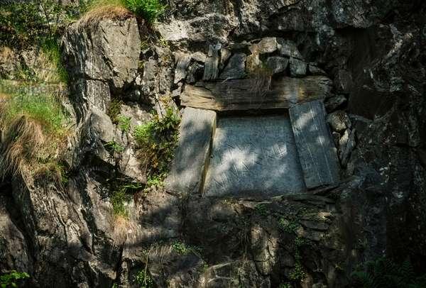 Grieg Grave Troldhaugen