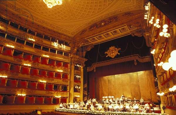 La Scala Milan -
