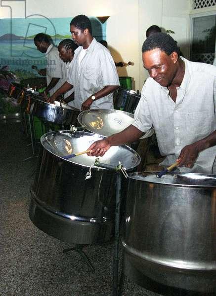 Steel Band (Caribbean)