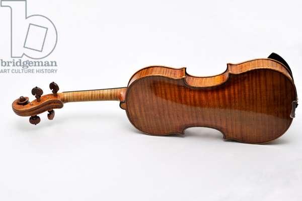 Wolfgang Amadeus Mozart's violin