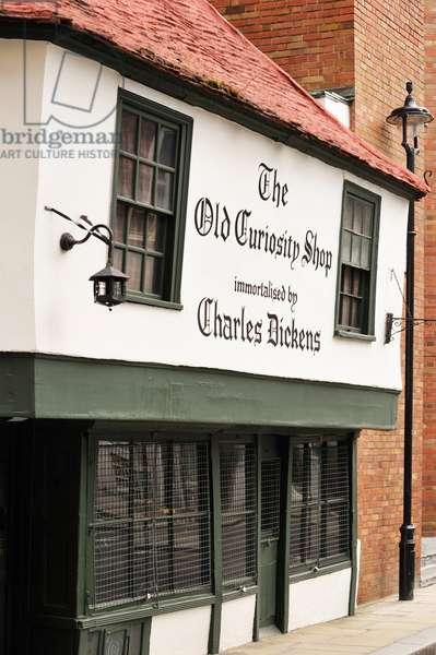 The Old Curiosity Shop  - Dickens connection