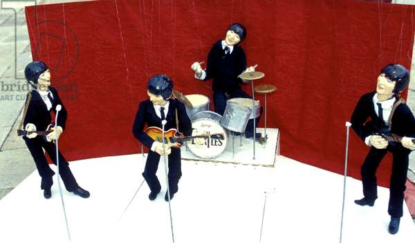The Beatles - puppets