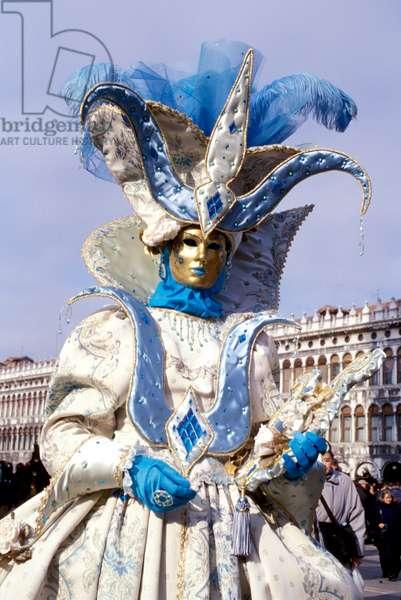Venice Carnival - woman