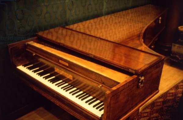 Beethoven's Broadwood Piano Liszt