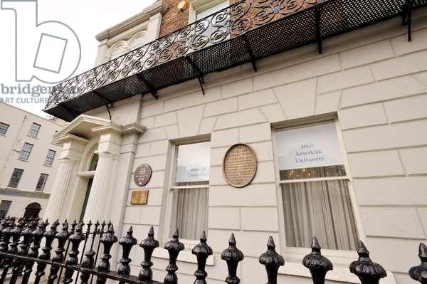 Oscar Wilde home