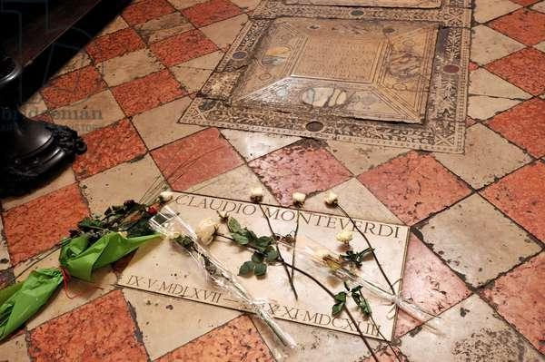 Monteverdi tomb