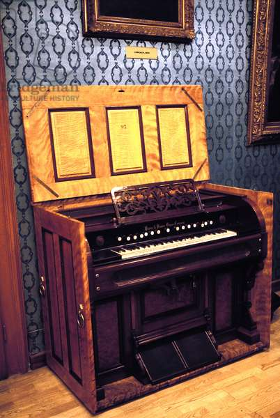 Instruments KeyboardLiszt's CHAMBER ORGAN
