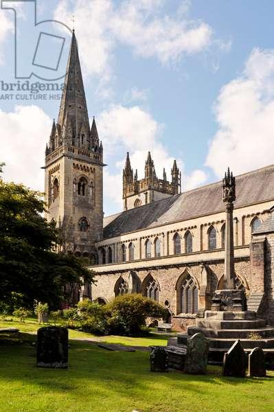 LLandaff Cathedral,
