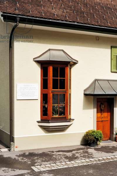 Salomon Sulzer birth house,