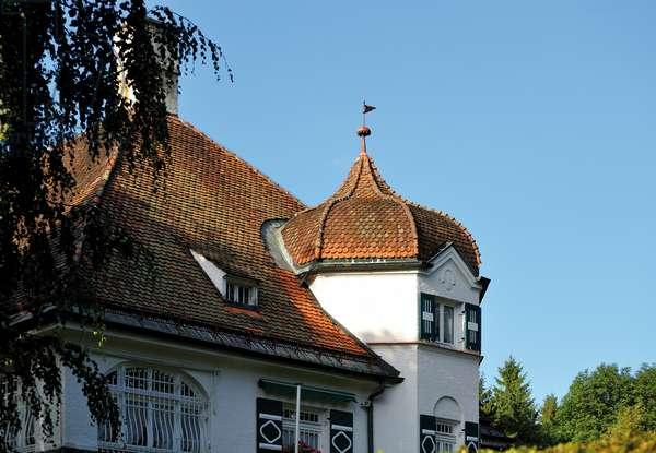 Richard Strauss home