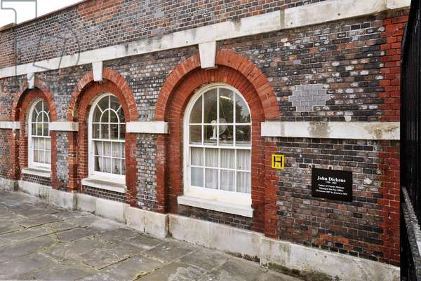 Dickens Pay Office