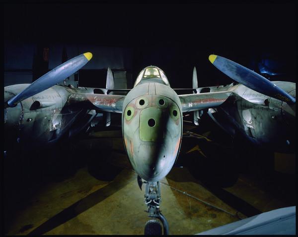 Lockheed P-38 (photo)