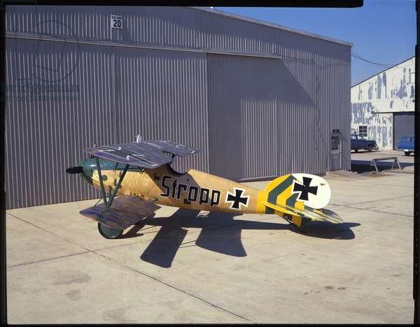 Albatros D.I. (photo)