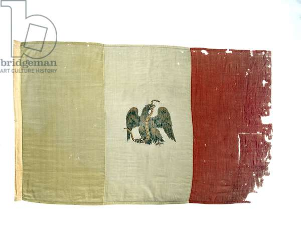 Mexican flag (textile)