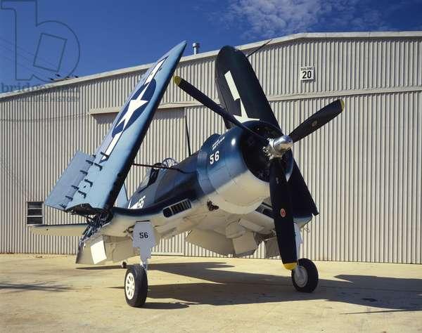 Vought F4U-1D Corsair (photo)