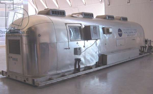 NASA Mobile Quarantine Facility (photo)