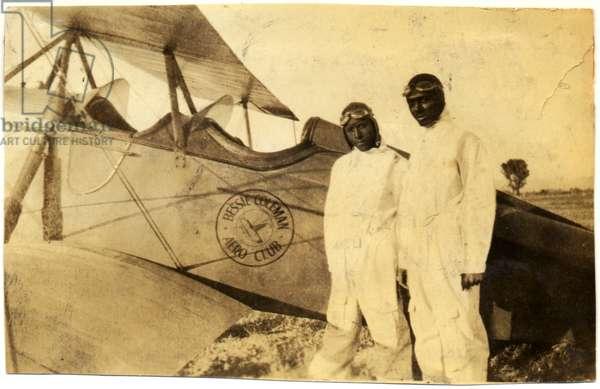William J. Powell (b/w photo)