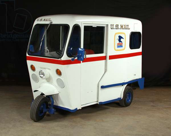 Westcoaster Mailster 1966 Delivery Vehicle (photo)