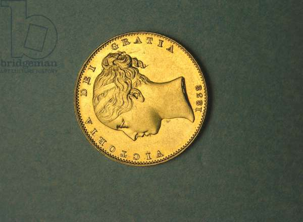 Great Britain Sovereign, 1838 (gold)