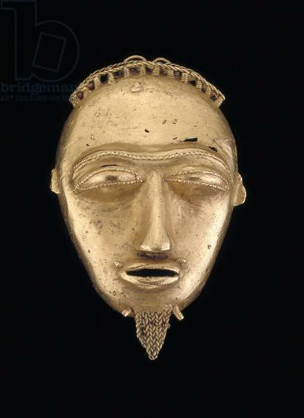 Pendant head (gold)