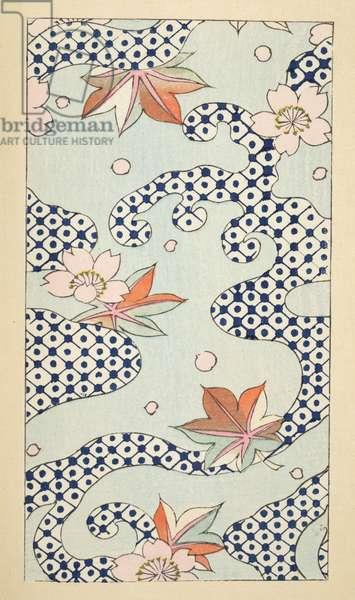 Shin-bijutsukai, Kyoto: Yamada Geikido, 1901-02 (colour woodblock print)