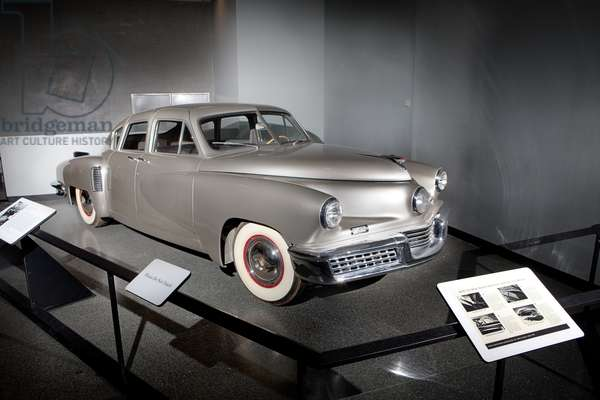 The 1948 Tucker Sedan (photo)