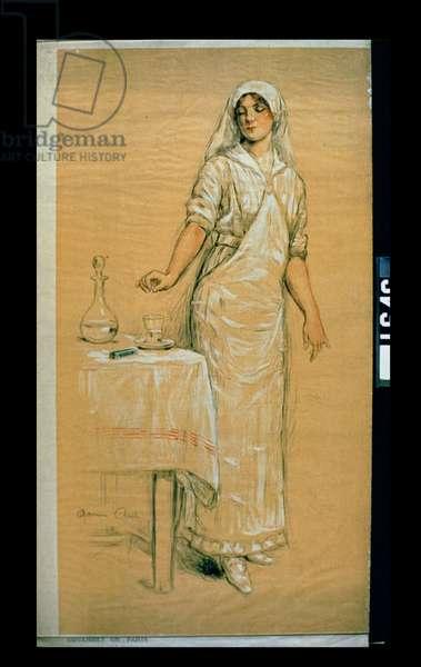 Nurse (litho)